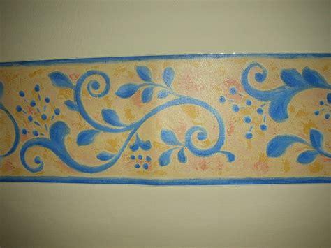 cenefas para pintar paredes cenefas para pintar en paredes imagui