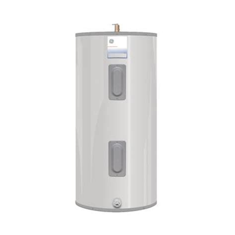 general electric ge 40 gallon electric water heater 9yr