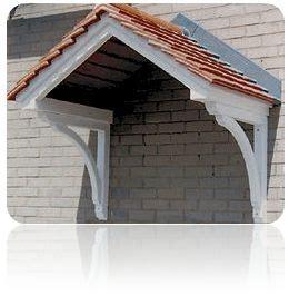 door canopies grp door canopy house exterior front