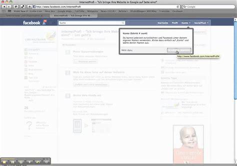 youtube tutorial facebook facebook tutorial so wechseln sie zwischen profil und