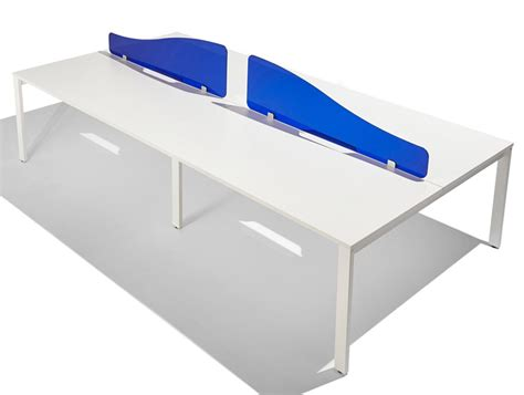 acrylic office furniture acrylic desk mounted screen