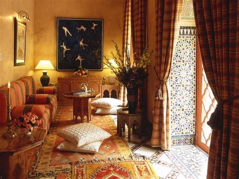 Moroccan Style Sitting Room by Beautiful Moroccan Style Living Room