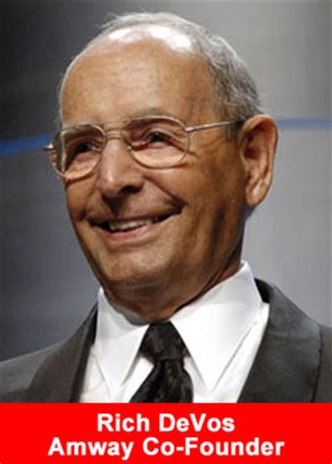 amway's van andel family and richard devos combined worth