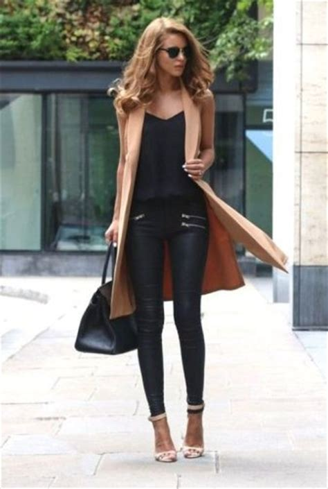 25848 Cross Style Denim Skirt Rok Flare Denim Biru how to wear vests just trendy