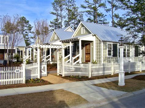 C Pendleton Cottages by Our Town Plans
