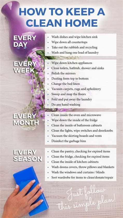how to keep house clean best 25 housekeeping schedule ideas on pinterest house