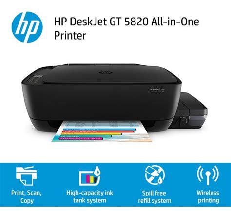 Tinta Printer Hp Deskjet 5820 Hp Deskjet Gt 5820 Wireless Printer Buy Hp Deskjet Gt
