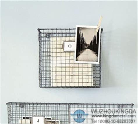 Wire Magazine Rack Wall Mount by Metal Wall Mount Magazine Rack Metal Wall Mount Magazine Rack Supplier Wuzhou Kingda Wire Cloth