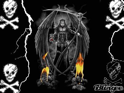 imagenes en 3d de la santa muerte 16 gifs de la santa muerte im 225 genes de la santa muerte