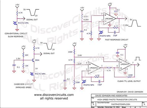 phototransistor base resistor is this a usable circuit