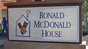 volunteer in tucson ronald mcdonald house charities of