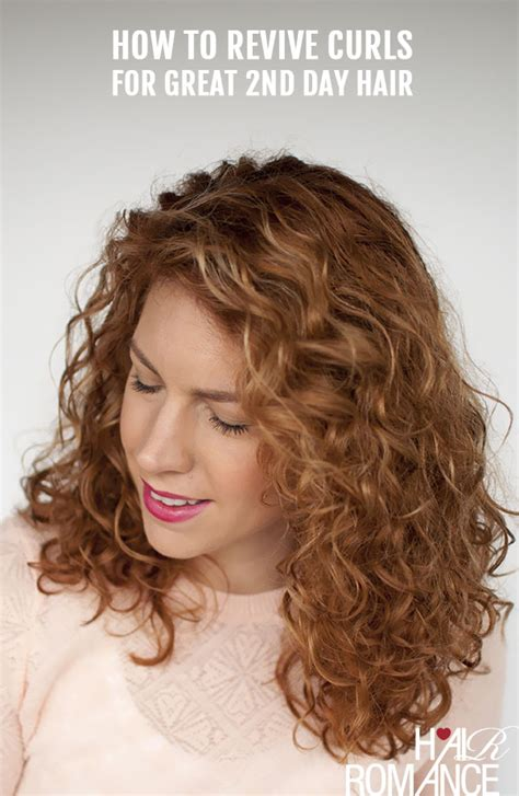 how to do curly hairstyles reader question how do i revive my 2nd day curls back to