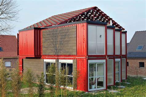 Construire Maison En Container by Et Si Vous Optiez Pour Une Maison Container