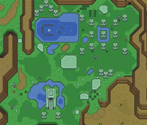 legend of zelda live map reproduce the field map of quot the legend of zelda legend of