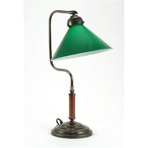 Traditional Green Desk L by Traditional Desk Light Replica Study L With