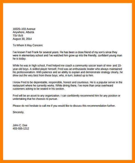 Letter Character Maker immigration letter sle cover letter for immigration