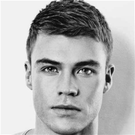 mens short hairstyles | the idle man