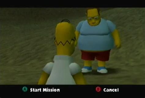 simpsons hit and run iso