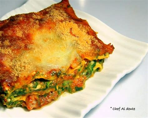 spinach and cottage cheese lasagna recipes