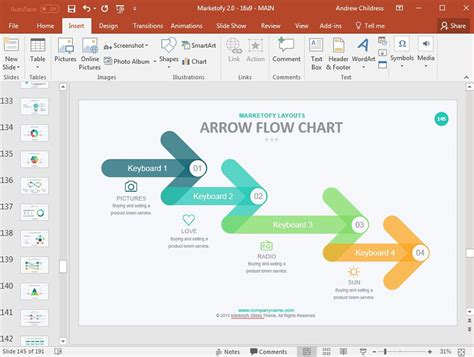 How To Make A Flowchart In Powerpoint With Templates Codeholder Net How To Make A Flowchart In Powerpoint