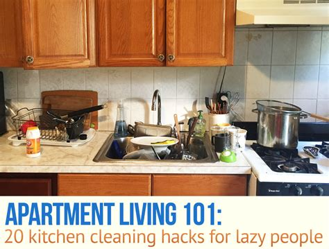 cleaning for lazy people cleaning for lazy people 20 kitchen cleaning hacks for