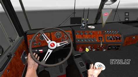 Kenworth K100 Interior Kenworth K 100 Update V 2 0 New Interior Edit Ets 2 Mods