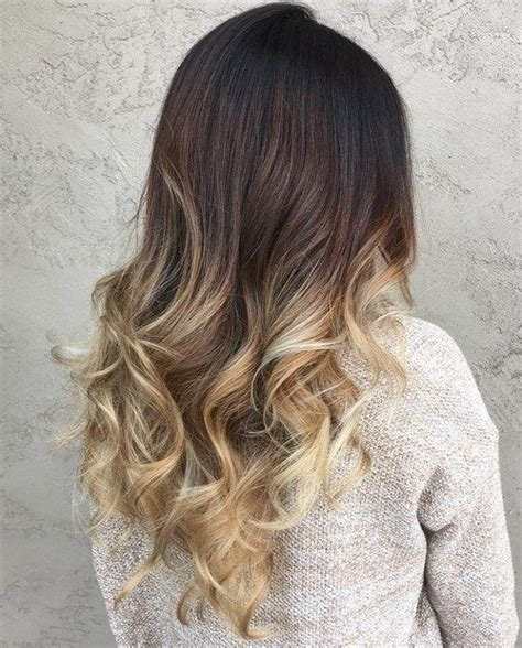 turning dark brown hair to blonde 6 tips to ombre your hair and 29 exles styleoholic
