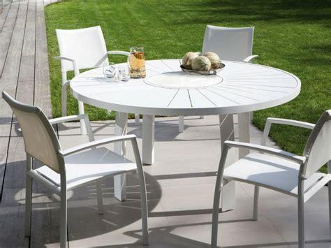 table jardin alu verre 1000 ideas about table de jardin ronde on table ronde jardin table ronde en verre