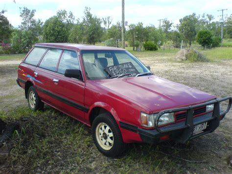 1991 Subaru Leone Pictures Cargurus