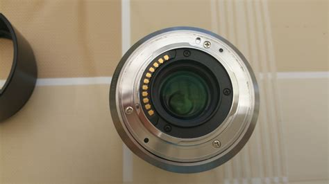 Lu Projie Vario 150 vendu panasonic lumix g vario 45 150 mm mega ois micro 4 3