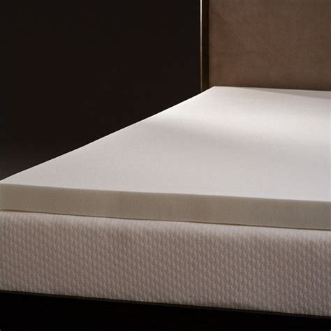 3 Memory Foam Mattress Topper by Comfort Magic Mem Cool 3 Quot Memory Foam Mattress Topper C
