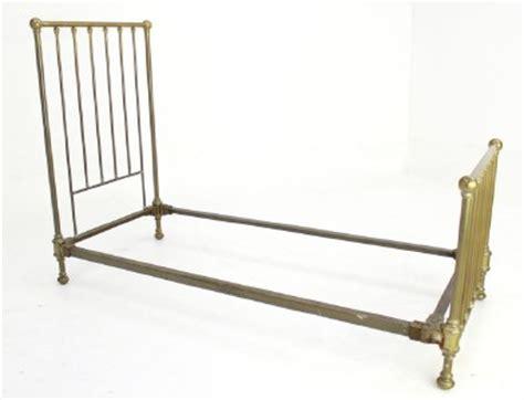 brass twin headboard pair of antique solid brass twin beds king headboard