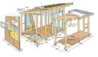garten holzhaus bauen gartenhaus selber bauen selber machen heimwerkermagazin