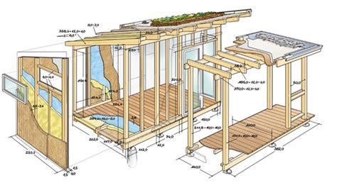 gartensauna selber bauen wunderbar gartenhaus 15202 haus