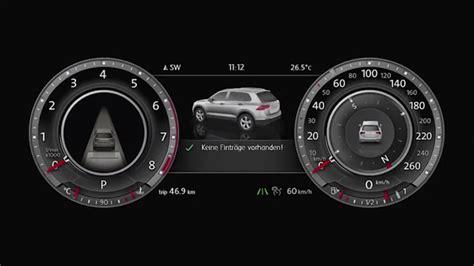 Wann Kommt Der Neue Tiguan by Der Neue Volkswagen Tiguan R Line Interieur Design