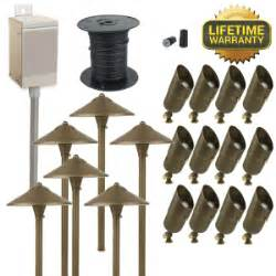 Professional Landscape Lighting Kits Landscape Lights Low Voltage Led Outdoor Lighting Fixtures