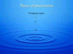 Powerpoint Presentation Templates 2013 by Water Powerpoint Template For Impressive