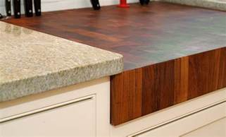 burmese teak butcher block countertops in pennsylvania