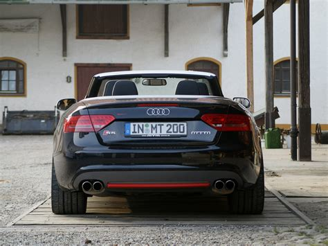 Audi S5 Mtm by Mtm Audi S5 Cabriolet Edition 2009 Cars Modified