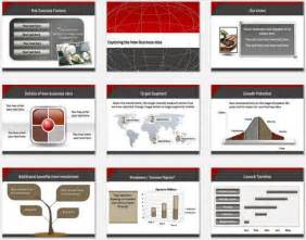 Business Plan Presentation Ppt Templates Business Plan Powerpoint Template Beepmunk
