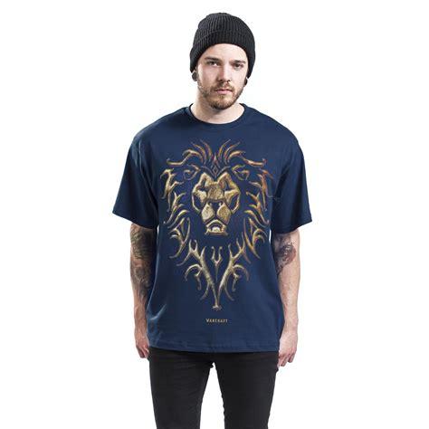 Hoodie Warcraft For The Alliance Fightmerch alliance emblem t shirt design fancy tshirts
