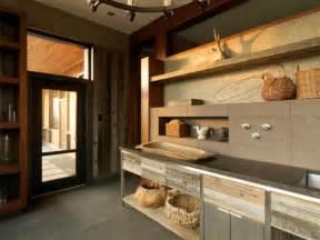 rustic modern kitchens eatwell101 modern rustic kitchen designs