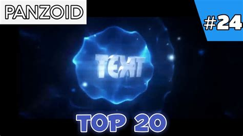 Top 20 Panzoid Intro Templates 2017 Epic Day Youtube Panzoid Intro Templates