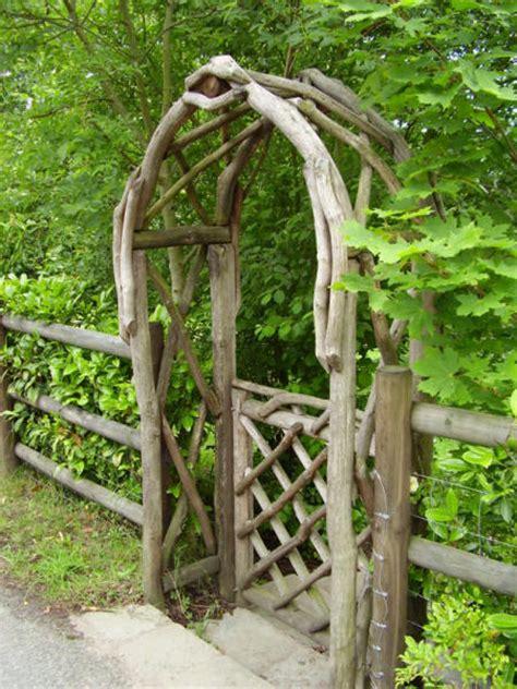 Garden Arch Fence Whimsical Wooden Gates Studio Design Gallery Best