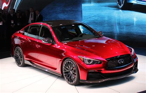 eau aims to become infiniti performance sub brand