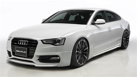Audi A5 Bodykit by Audi A5 Sportback Gets Kit From Wald International