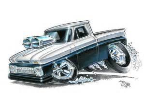 1965 chevy truck by trosley
