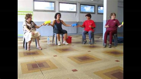 Avec Une Chaise Bernadette De Gasquet by Exercice Gymnastique Sur Chaise