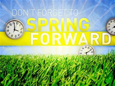 holiday #24  spring forward this weekend! | best family