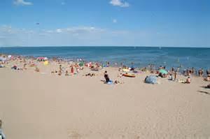 cing les vagues 224 vendres plage en languedoc h 233 rault